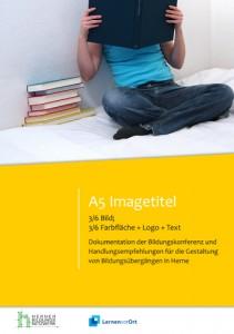 CD-Gestaltung A4-Imageheft